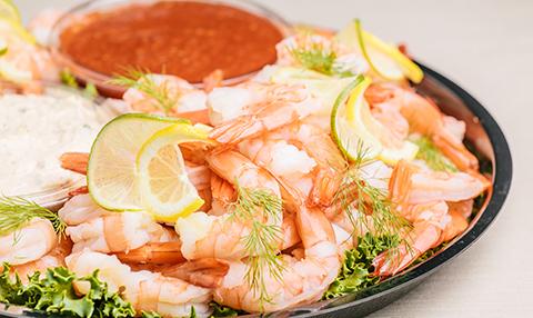 Jumbo Shrimp Platter