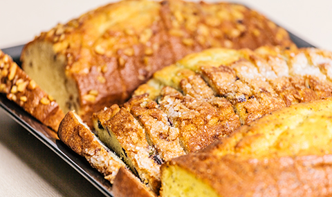 Sweet Bread Platter