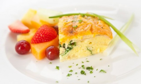 Egg Strata Buffet