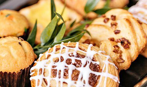 Petite Breakfast Pastries