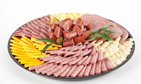 Meat & Cheese Snack Platter
