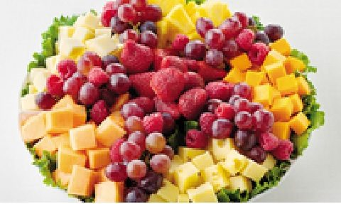 Fruit & Cheese Platter