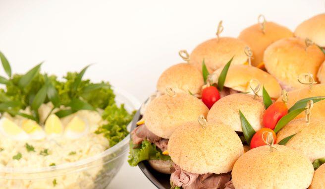 Sandwich Luncheon